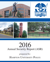 Annual Security Report 2016 (Adobe PDF)